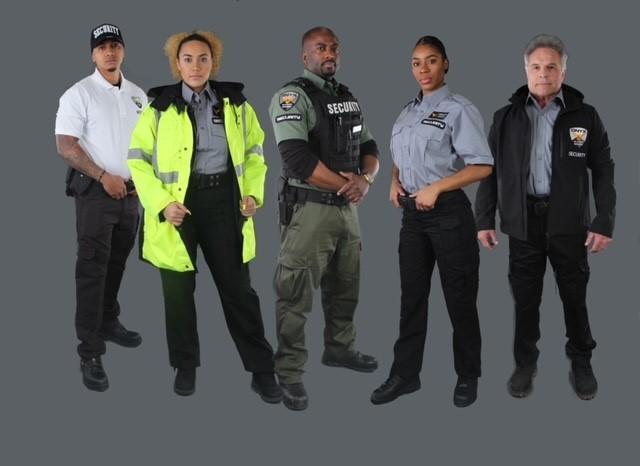 Construction security guard Toronto