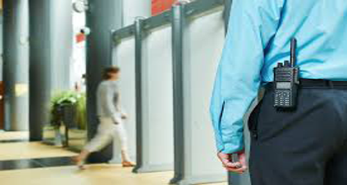 Security guard services in Toronto